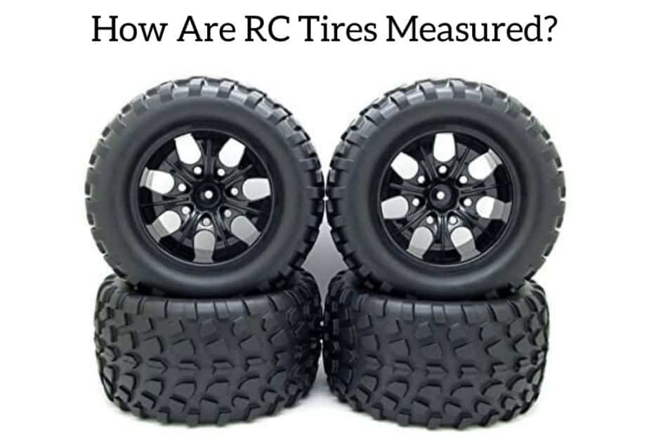 How Are RC Tires Measured?