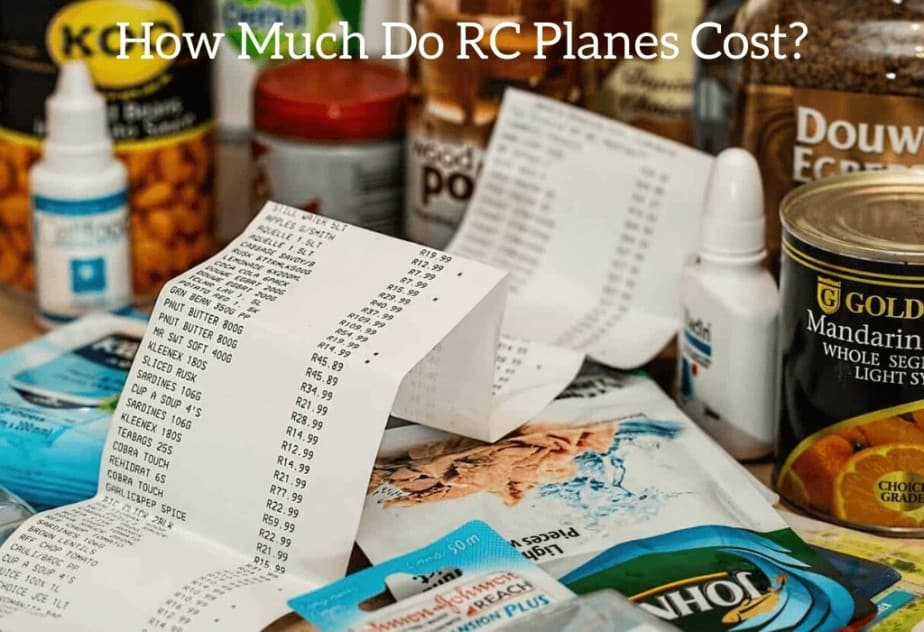 How Much Do RC Planes Cost?