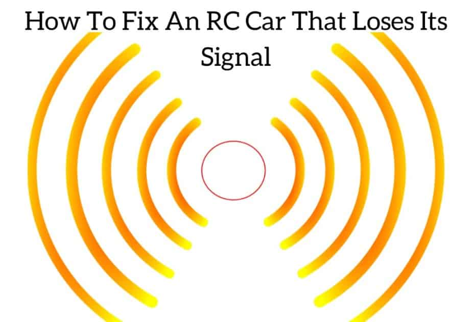 How To Fix An RC Car That Loses Its Signal