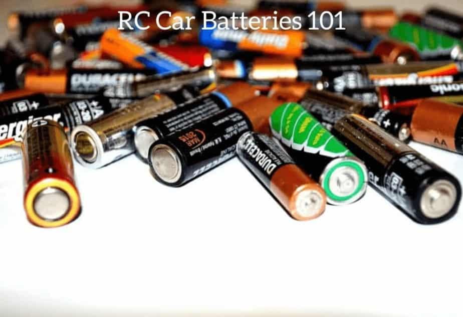 RC Car Batteries 101