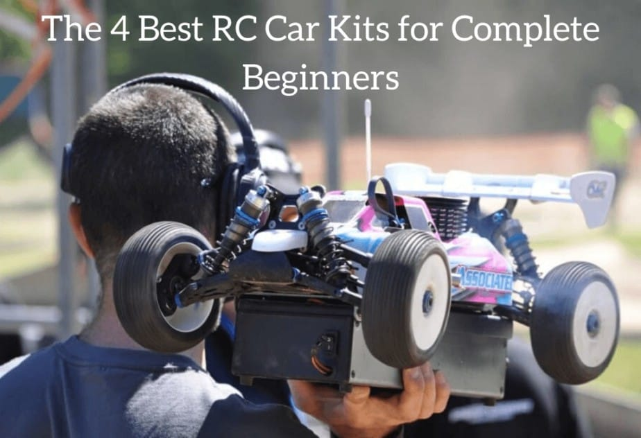 The 4 Best RC Car Kits for Complete Beginners