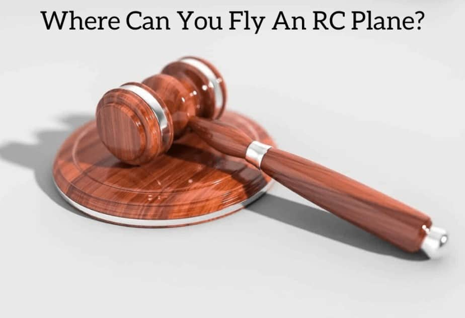 Where Can You Fly An RC Plane?