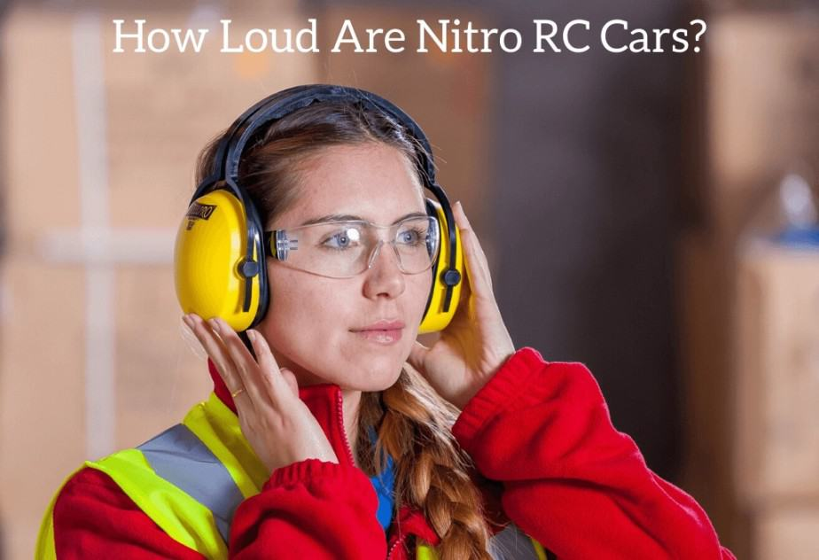 How Loud Are Nitro RC Cars?