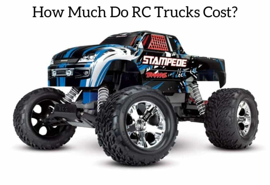 How Much Do RC Trucks Cost?