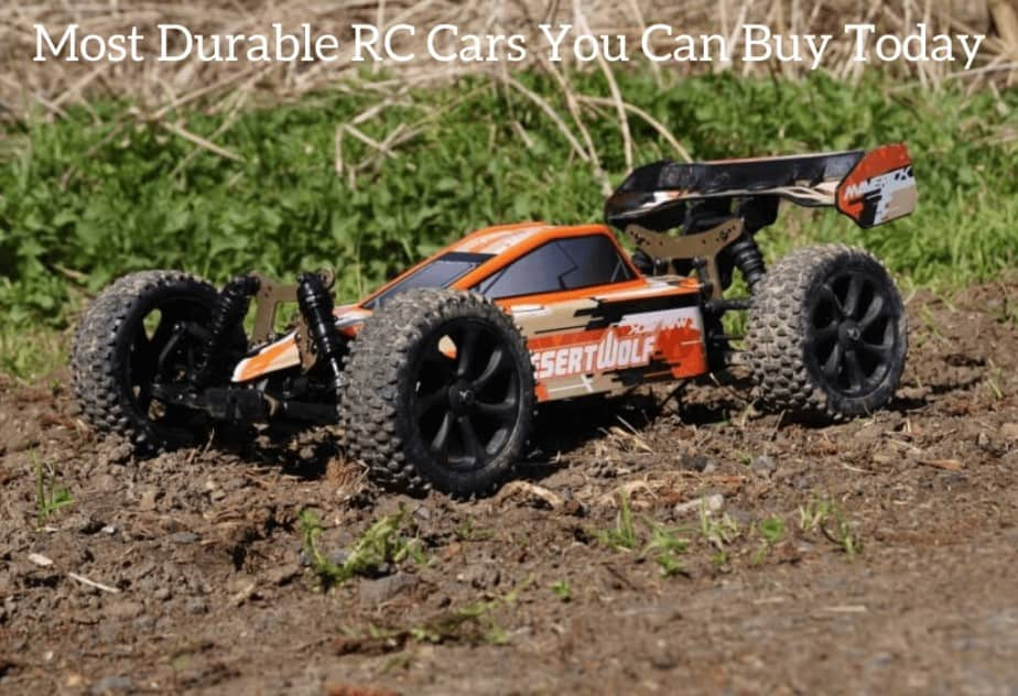 Most Durable RC Cars You Can Buy Today