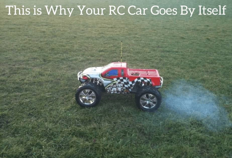 This is Why Your RC Car Goes By Itself
