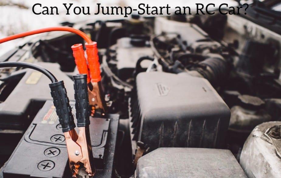 Can You Jump-Start an RC Car?