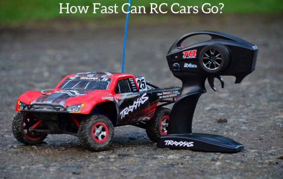 How Fast Can RC Cars Go?