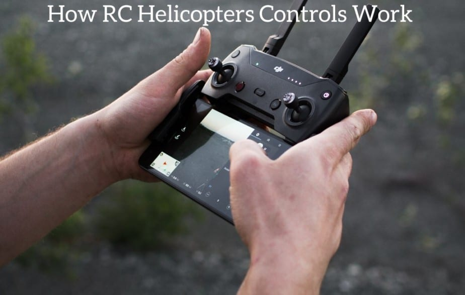 How RC Helicopters Controls Work