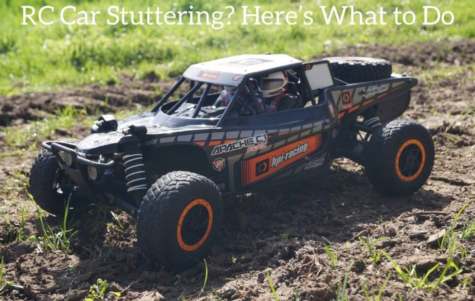 RC Car Stuttering? Here's What to Do