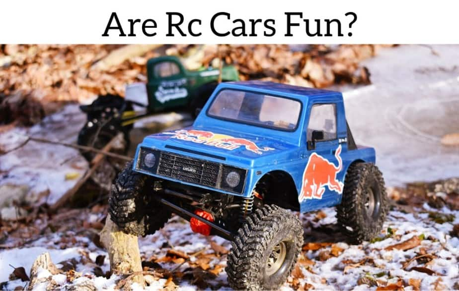 Are Rc Cars Fun?