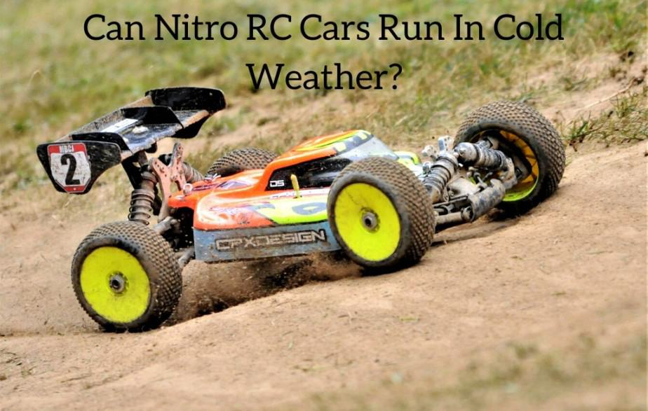 Can Nitro RC Cars Run In Cold Weather?