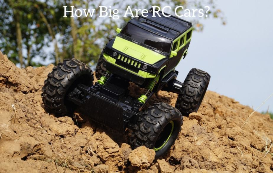 How Big Are RC Cars?