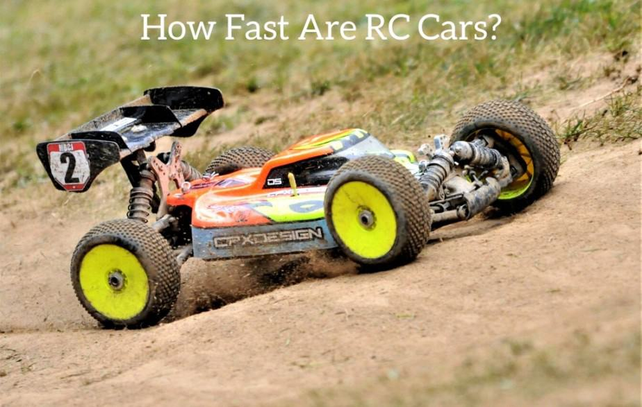 How Fast Are RC Cars?