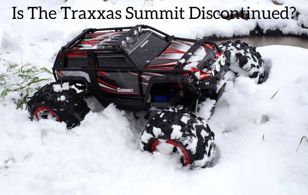 Is The Traxxas Summit Discontinued?