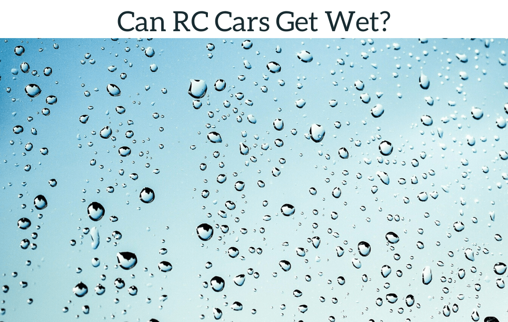 Can RC Cars Get Wet?