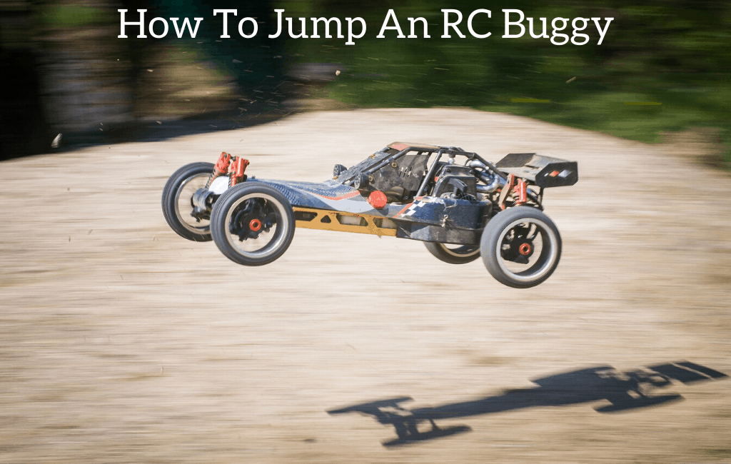 How To Jump An RC Buggy