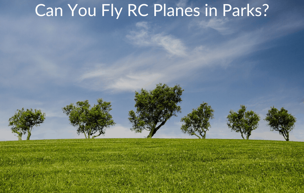 Can You Fly RC Planes in Parks?