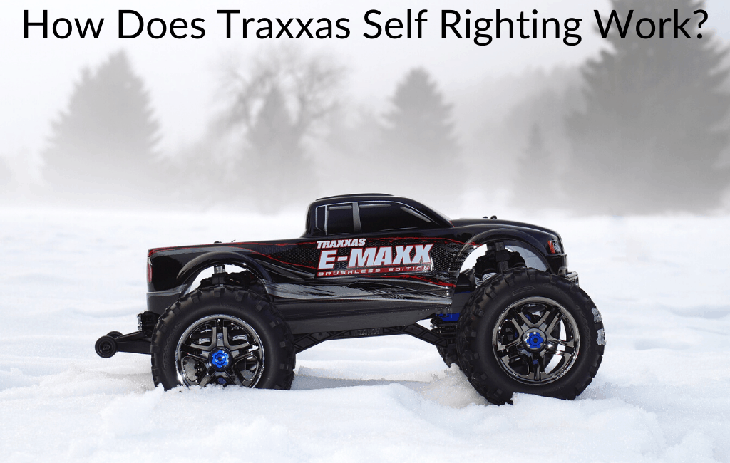 How Does Traxxas Self Righting Work?