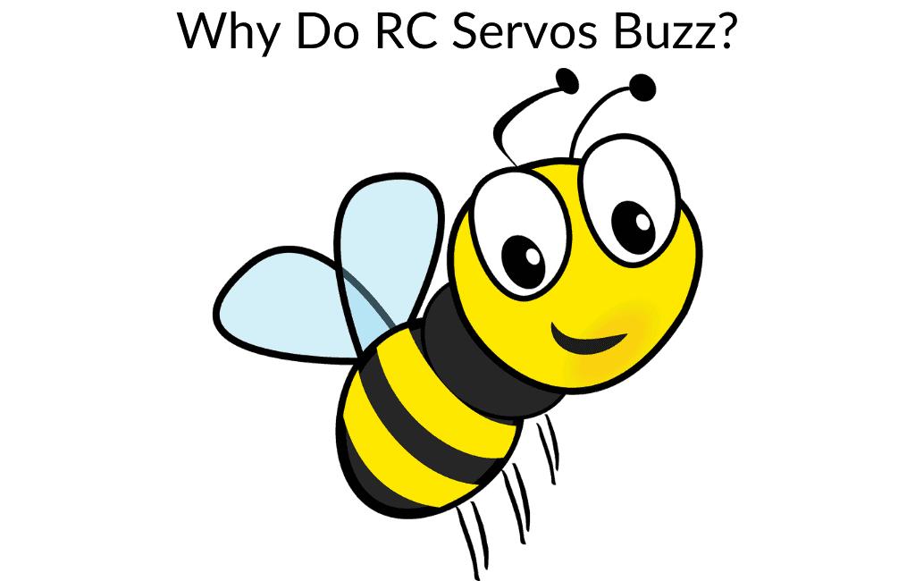 Why Do RC Servos Buzz?