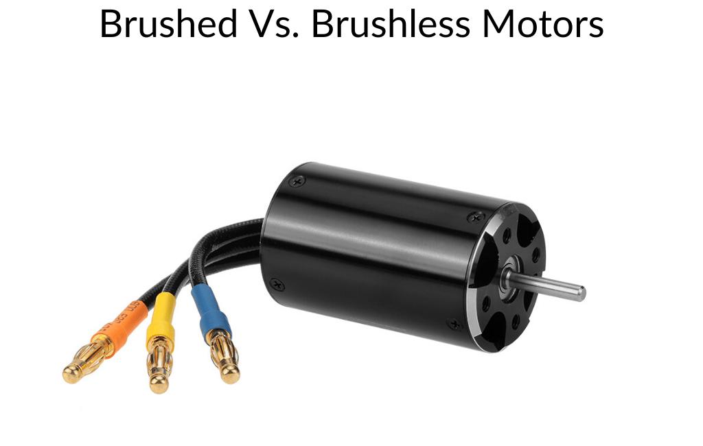 Brushed Vs. Brushless Motors