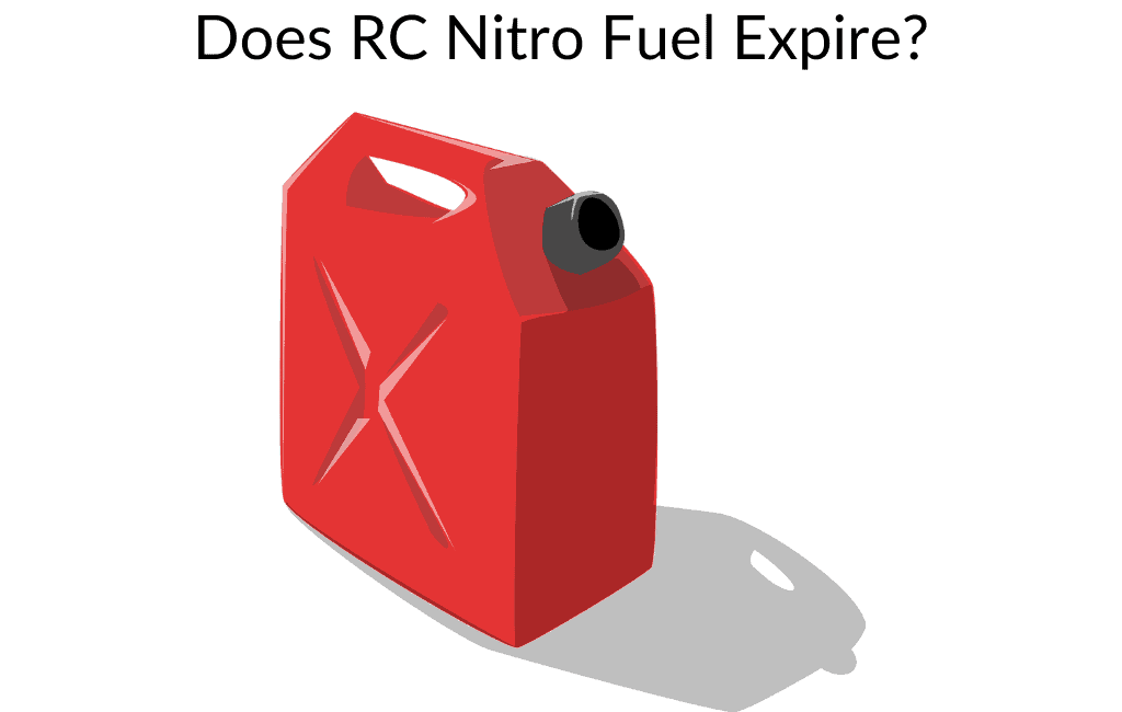 Does RC Nitro Fuel Expire?