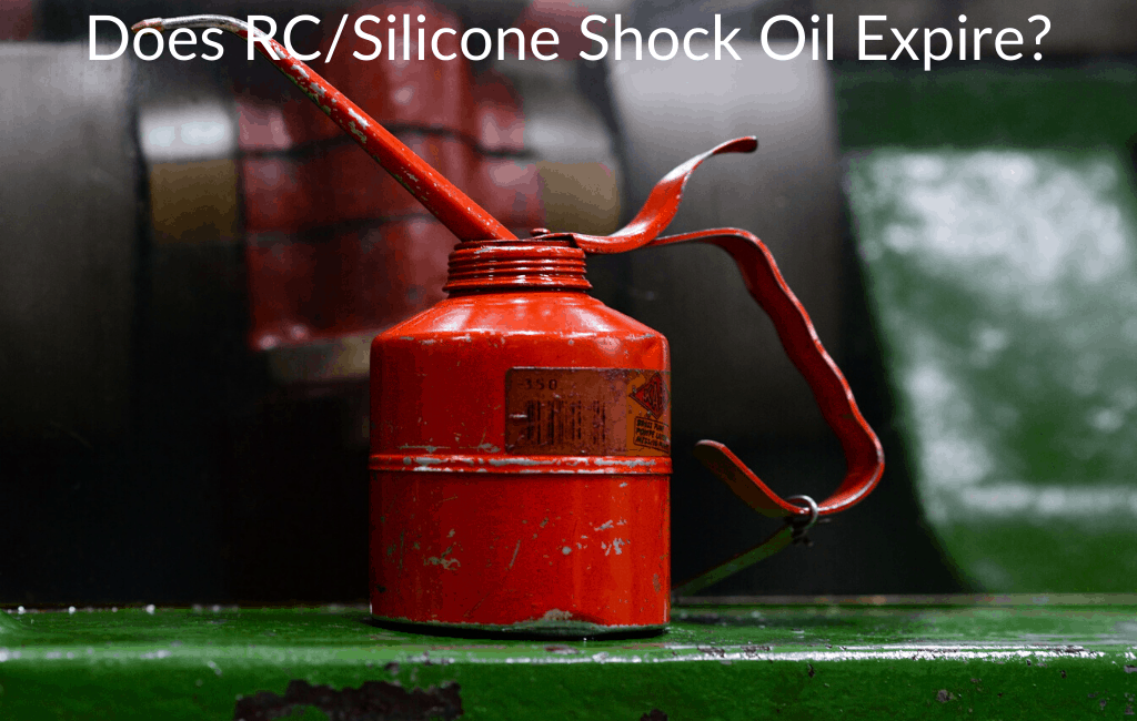 Does RC/silicone shock oil expire?