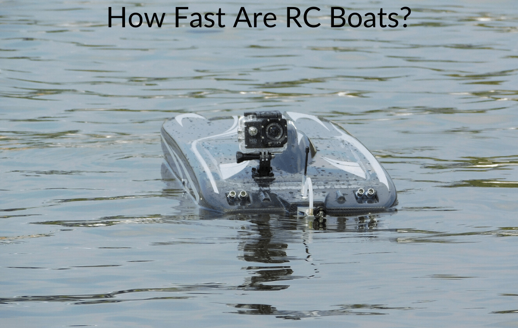 How Fast Are RC Boats?