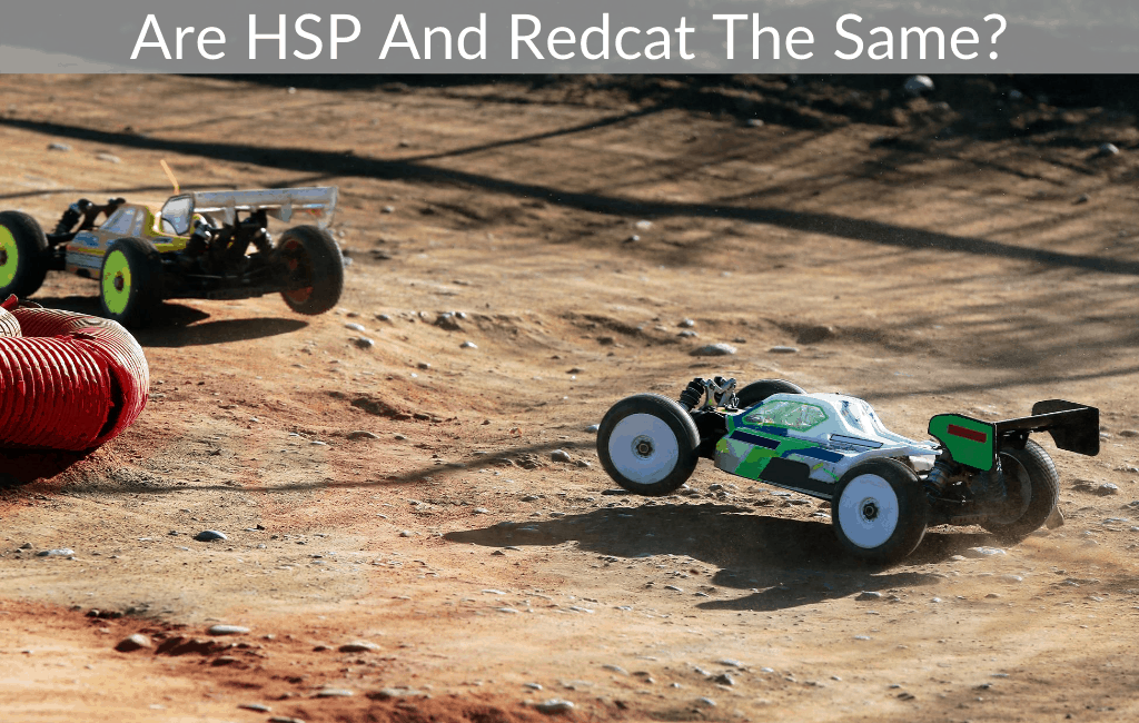 Are HSP And Redcat The Same?