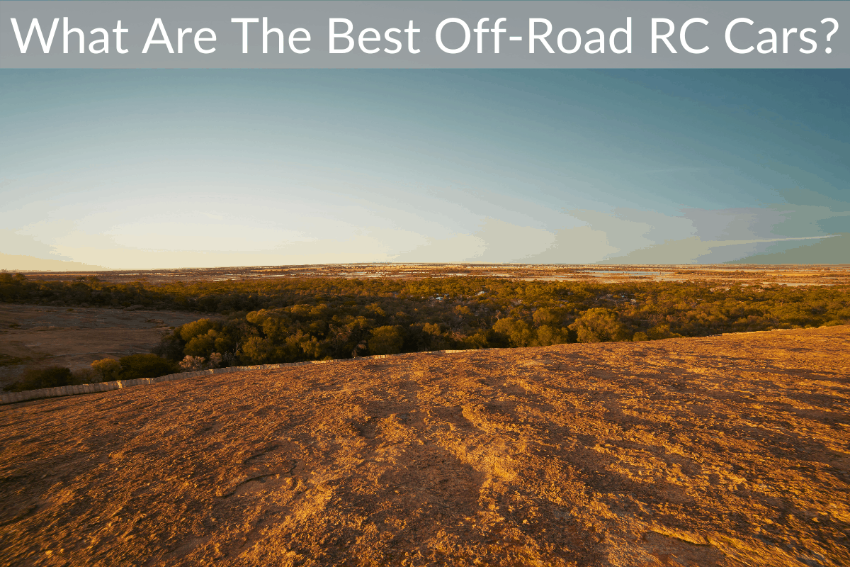 What Are The Best Off-Road RC Cars?
