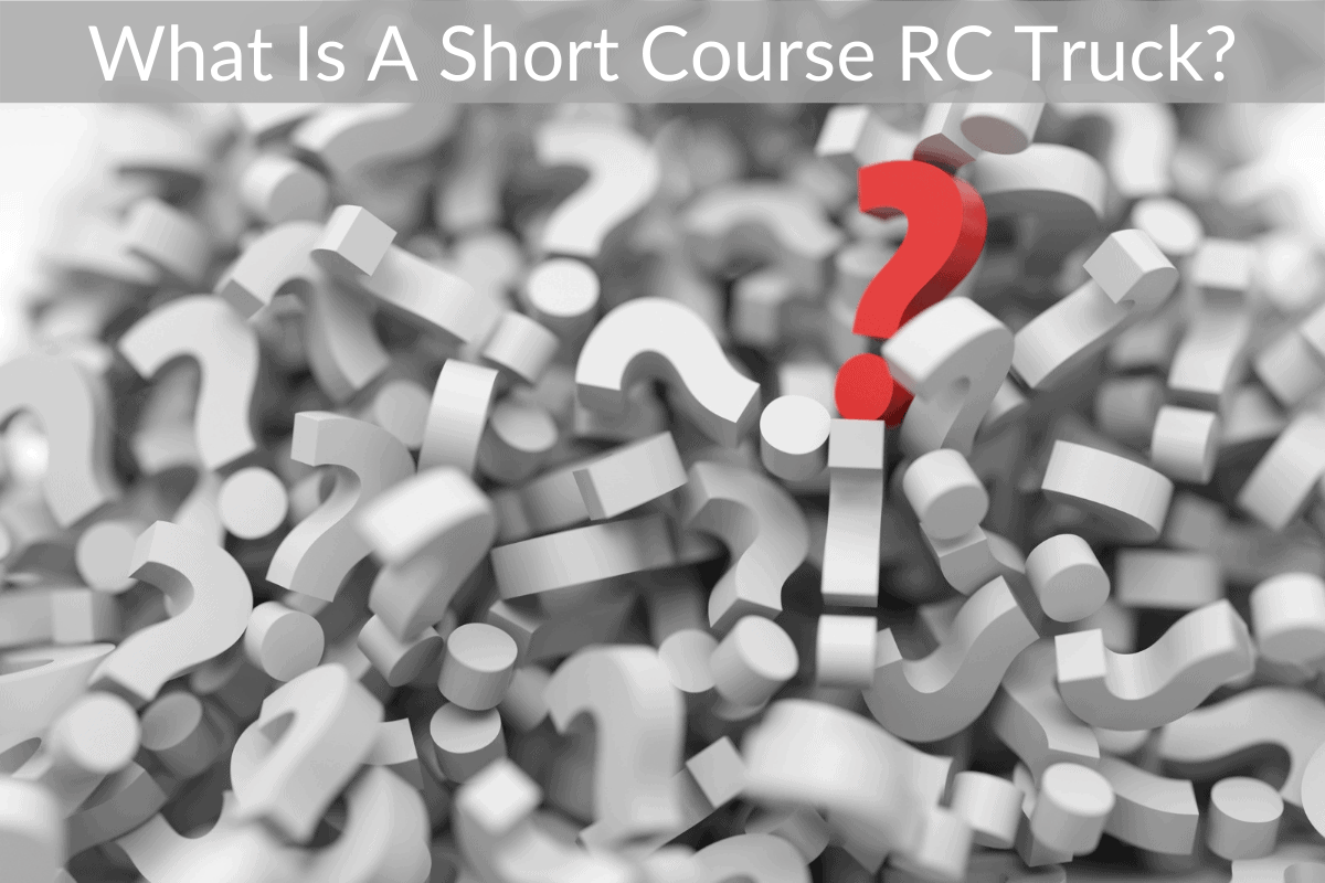 What Is A Short Course RC Truck?