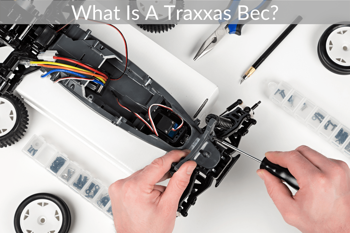 What Is A Traxxas Bec?