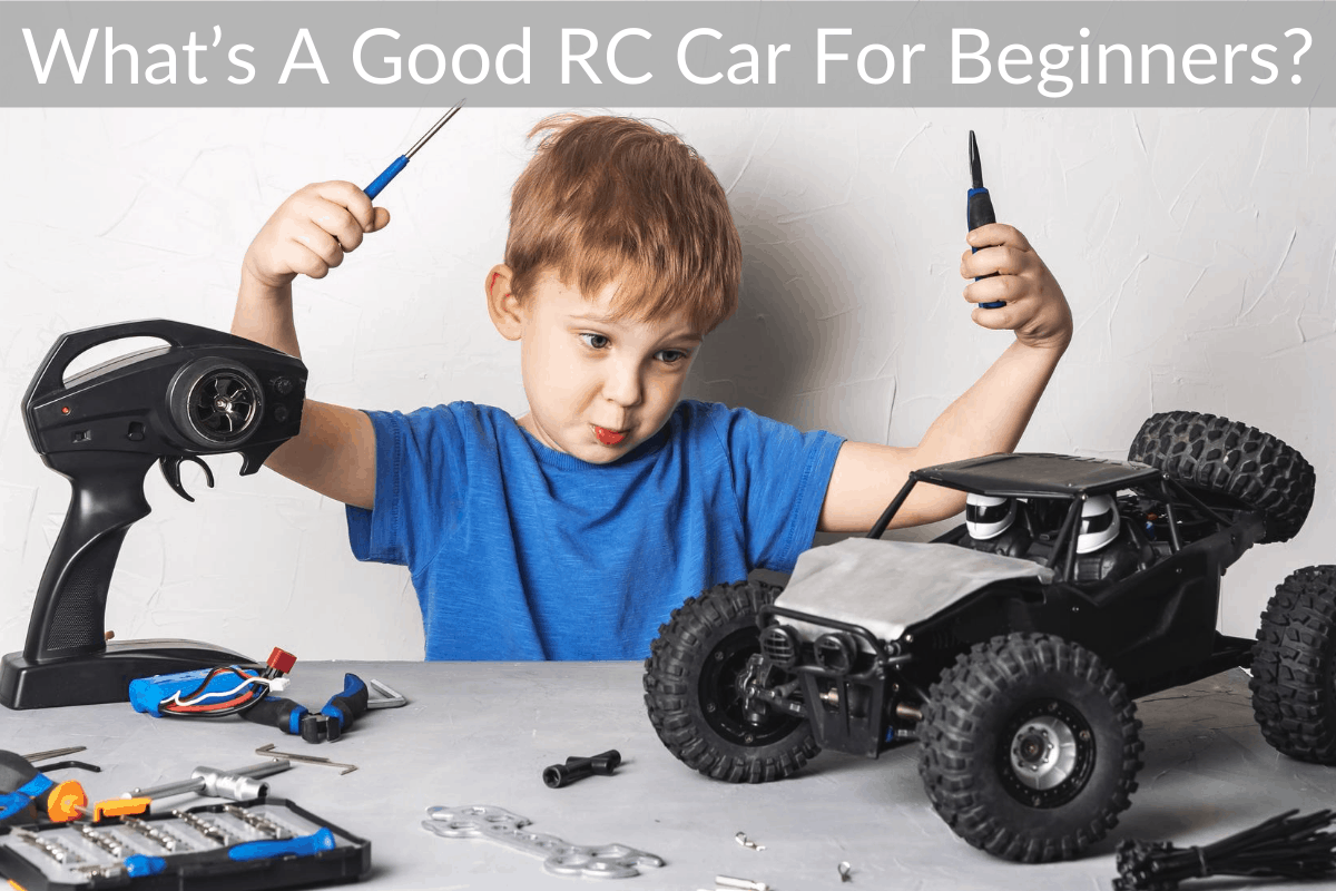 What's A Good RC Car For Beginners?