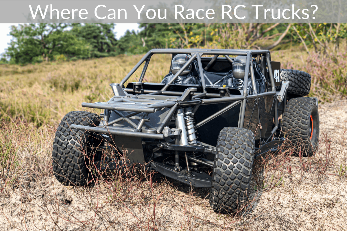Where Can You Race RC Trucks?