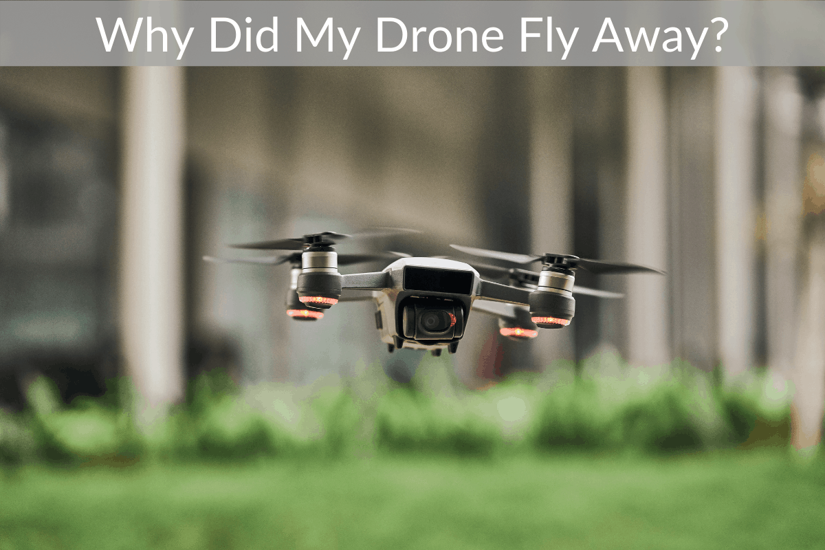 Why Did My Drone Fly Away?