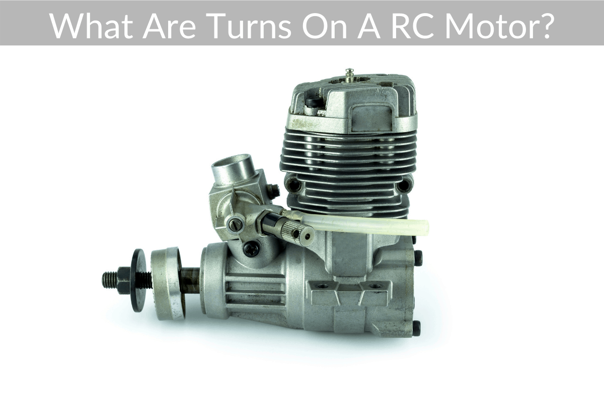 What Are Turns On A RC Motor?