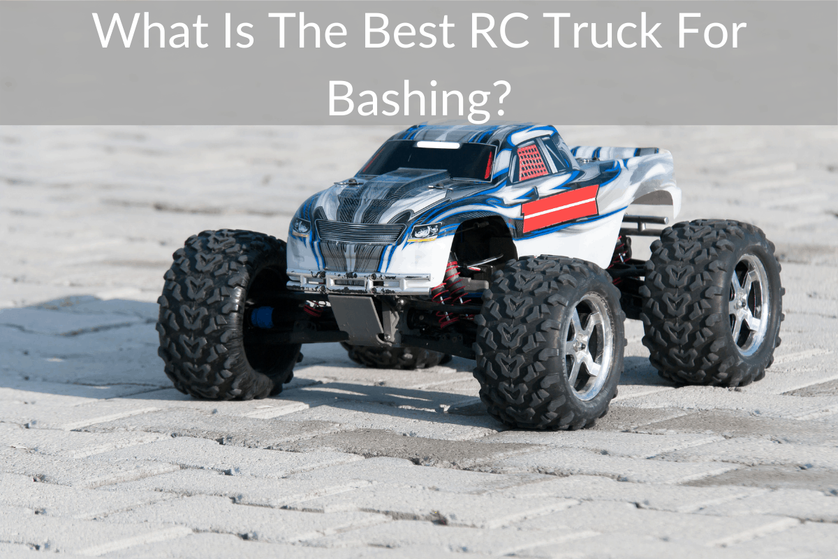 What Is The Best RC Truck For Bashing?