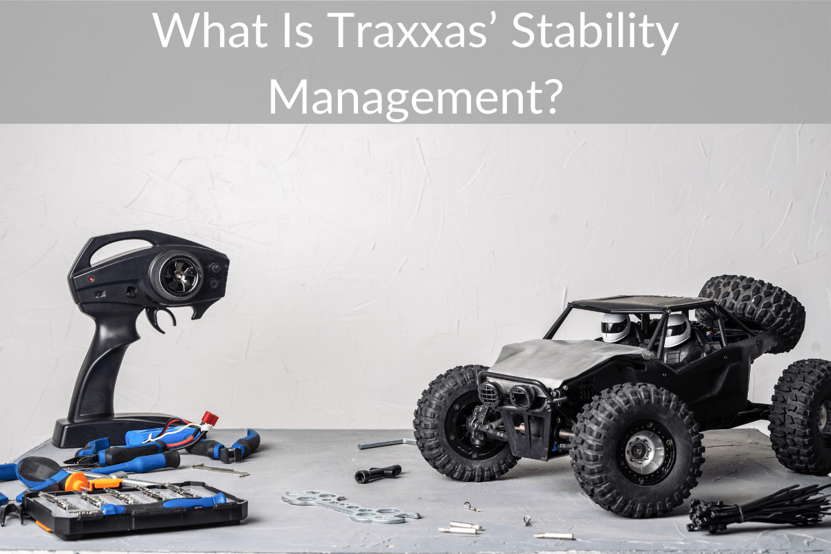 What Is Traxxas' Stability Management?
