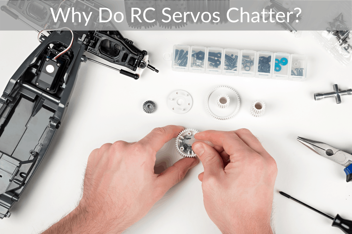 Why Do RC Servos Chatter?