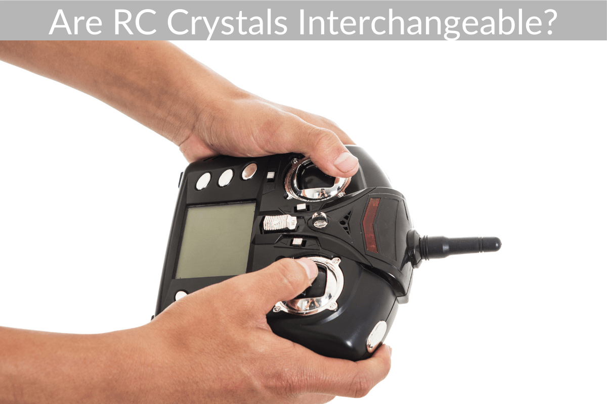 Are RC Crystals Interchangeable?
