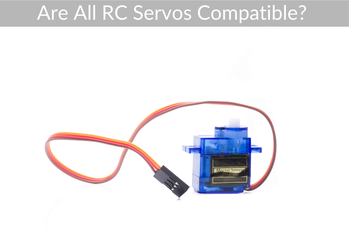 Are All RC Servos Compatible?