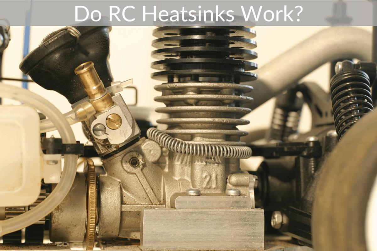 Do RC Heatsinks Work?