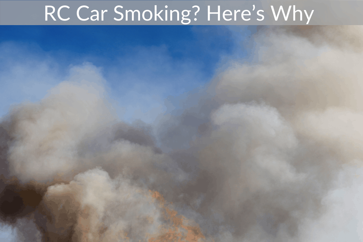 RC Car Smoking? Here's Why
