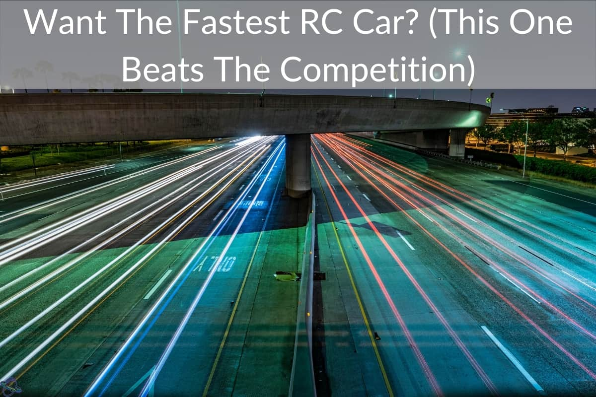 Want The Fastest RC Car? (This One Beats The Competition)
